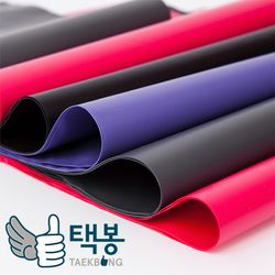 HDPE 택배봉투 그레이 55x65+4(cm) 100매