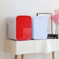 15리터 화장품냉장고 차량용겸용 냉온장고