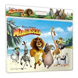 (알록퍼즐)마다가스카 친구들 판퍼즐(80피스AL80-161)