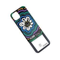 case 476-lumpy flower-card slide