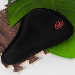 자전거 젤안장 커버/전립선 보호 쿠션 통증완화 방석
