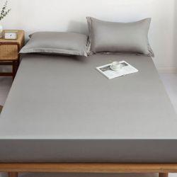 라이프공방 100순수면40수매트리스커버 패밀리 침대