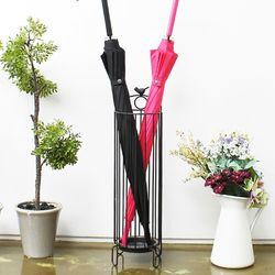 엔틱 인테리어 철재우산꽂이 우산보관 업소용우산꽂이