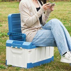 의자형 캠핑 토르박스