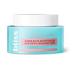 Bliss 블리스 Ex-glow-sion 슈퍼리치 페이스 크림 50ml
