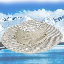 여름 모자 남자 등산 낚시 자외선 차단 썬캡 벙거지