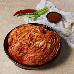 한옹 포기김치 5kg 100% 국내산재료 배추김치