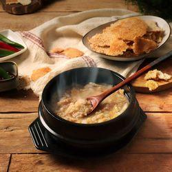 국산쌀 영양간식 황동판에 구워 구수한 누룽지 450g