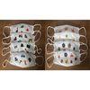 국내산 비말차단 귀여운 스티커 3D마스크 키즈 50매