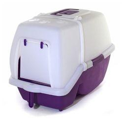 고양이 배변용품 청소하기 쉬운 화장실 BP101-색상선택