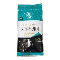 강아지사료 뉴스카이 성견 15kg
