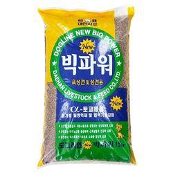 강아지 건식사료 대포장 빅파워15kg