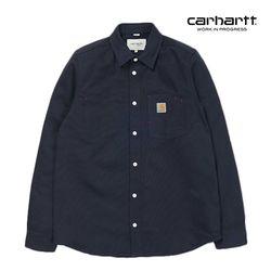 칼하트WIP L/S Tony Shirt (Dark Navy) 토니셔츠