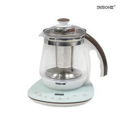 키친아트 아크바 아기분유 티포트 티메이커 1.8L(브라운)