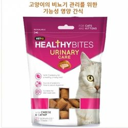 엠씨 캣 유리네리 65g고양이영양제비뇨기관련건강