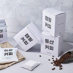 에어블렌드 드립백 커피티백 홈카페 캠핑커피 4박스