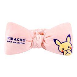 포켓몬스터 피카츄 걸리컬렉션 세안밴드-핑크