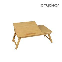 접이식좌식테이블 침대 원목좌탁 독서대 각도 높이조절 BLT13