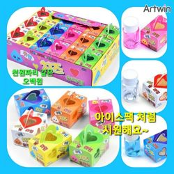 귀염 치즈 치즈 슬라임 BOX(36개입)