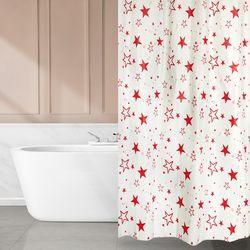 폴스타 안티곰팡이 욕실 화장실 EVA 샤워 커튼 커텐