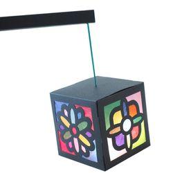 전통 문양 전등 만들기 DIY 세트