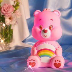 케어베어 무드등 핑크