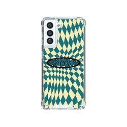 샤론6 갤럭시 핸드폰 투명 케이스 조커그린