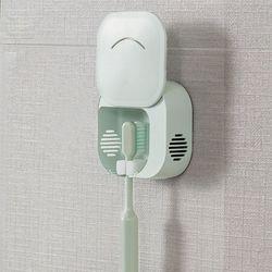 UVC 자외선 살균 충전식 무선 휴대용 칫솔살균기