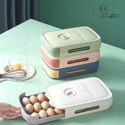 듀올 계란트레이 계란보관용기 에그트레이 냉장고정리