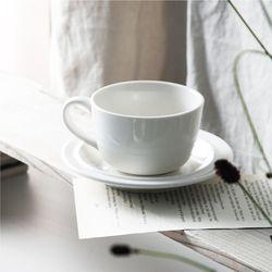 [Syracuse] 시라쿠스 메이플 화이트 커피잔세트 1인용