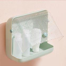 화장품 정리함 투명케이스 디스플레이 투명BOX