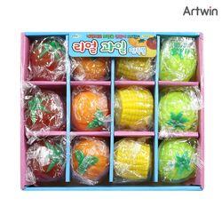 리얼 과일 찐득볼 BOX(12개입)