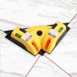 직각기 레이저수평기 직각 각도기 90도 측정 레이저