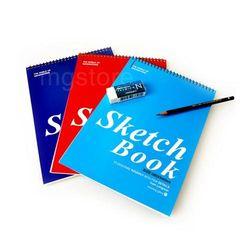 6500 4절 전문가용 스케치북(항균)