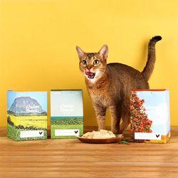 고양이 반려묘 간식 슬로우팜 제주통살 (3type)