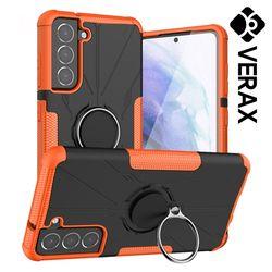 아이폰12미니 컬러라인 링 젤리 하드 케이스 P641