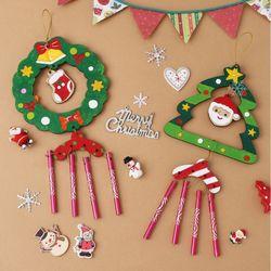 해피성탄모빌나무공예크리스마스꾸미기산타만들기