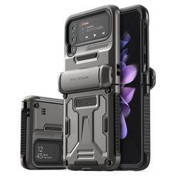 갤럭시 Z 플립3 케이스 힌지 보호 테라가드 액티브 케이스