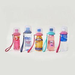 휴대용 야외용품 생수컵 음료수컵 드링킹 캡컵