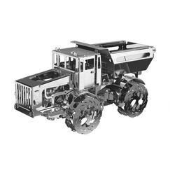 90피스 메탈퍼즐 - 트랙터