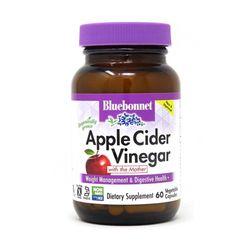 Bluebonnet 사과식초 Apple Cider Vinegar 60캡슐
