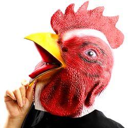 토종 닭 가면