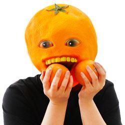 어노잉 오렌지 가면