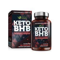 Vitamin Bounty KETO 비타민바운티 케토 부스터 60캡슐