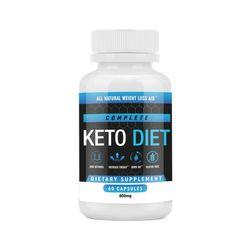 Complete Keto Diet 컴플리트 케토 60캡슐