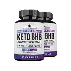 OroLine Nutrition KETO 케토 1250mg 60캡슐 2팩