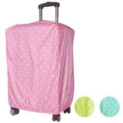 오그램 땡땡이커버 TYPE A 핑크 20인치 여행가방
