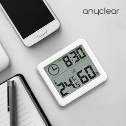 온습도계 신생아 디지털 시계 LCD 습온도계 시계형