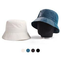 [디꾸보]글로시 숏챙 미니 벙거지 모자 HN721