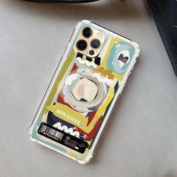 case 483-MM-bumper clear